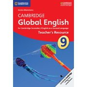 Cambridge International Examinations: Cambridge Global English Stage 9 Teacher's Resource CD-ROM: For Cambridge Secondary 1 English as a Second Language (Other)