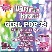 Party Tyme Karaoke: Girl Pop, Vol. 32