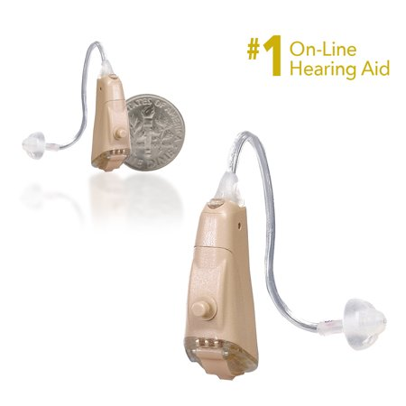 Hearing Aid - Simplicity Smart Touch Digital Over-the-Ear (select Right, Left or Pair)