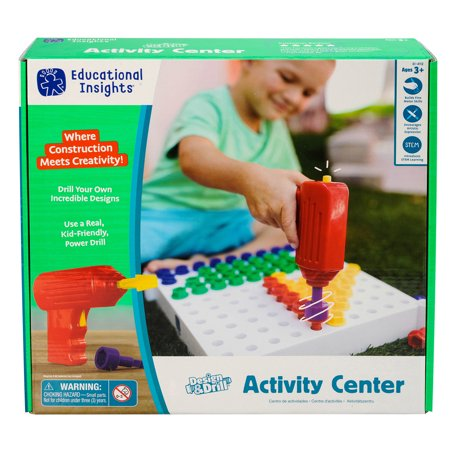 Design & Drill Activity Center](Drill Toy)