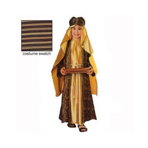 Three Wise Men Melchior Deluxe Costume Child