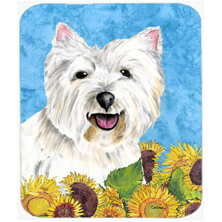 Carolines Treasures SC9070MP Westie Mouse Pad, Hot Pad Or Trivet - image 1 de 1