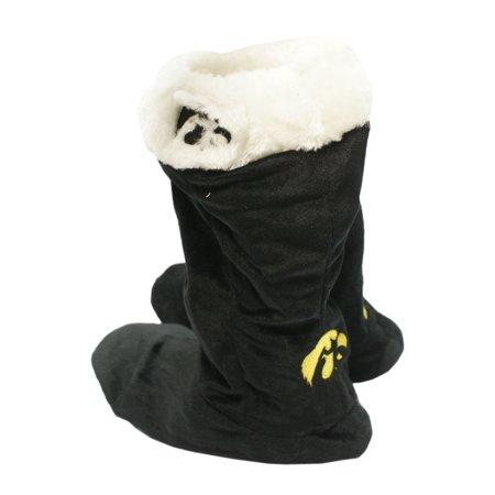 Iowa Hawkeyes Slippers - Womens Stocking