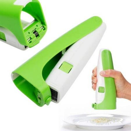 New Hot Professional Progressive Garlic Cuber Garlic cutter garlic-pressed garlic Press - image 1 of 5