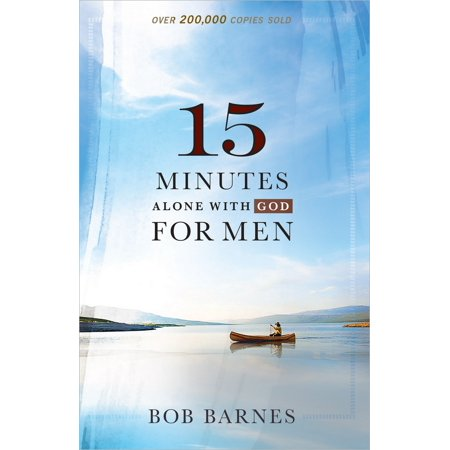 15 Minutes Alone with God for