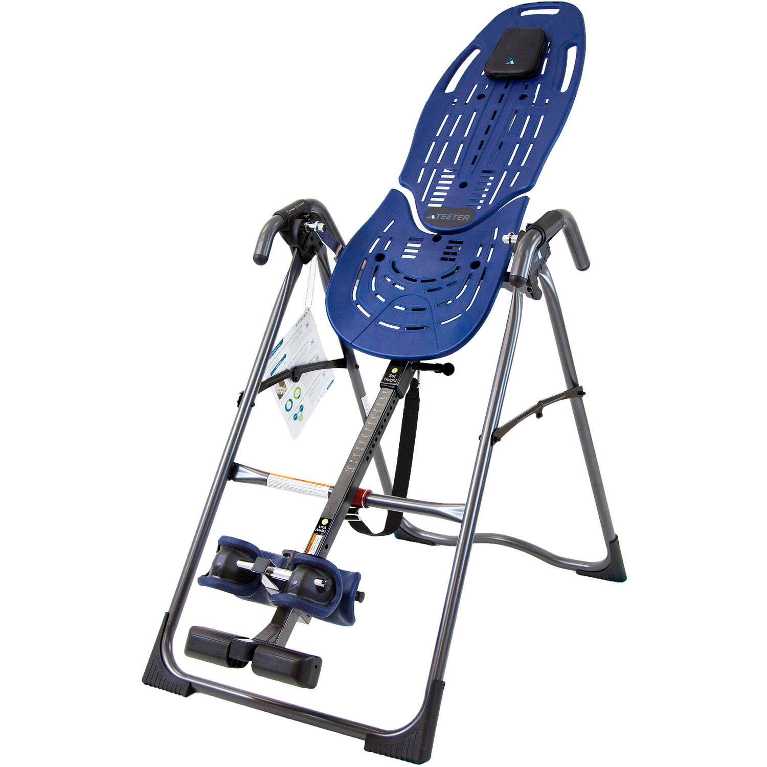 Teeter EP-560 Inversion Table with Back Pain Relief DVD by Teeter Hang Ups