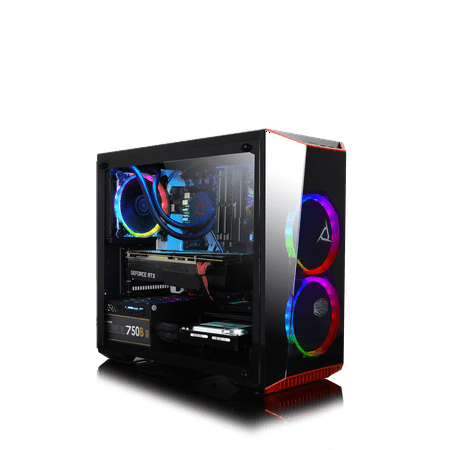 CLX Set GAMING PC Intel Core i7 9700K 3 60 GHz (8 Core) 16GB