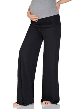227da3a999714 Product Image Beachcoco Women's Maternity Wide/Straight Comfortable Pants