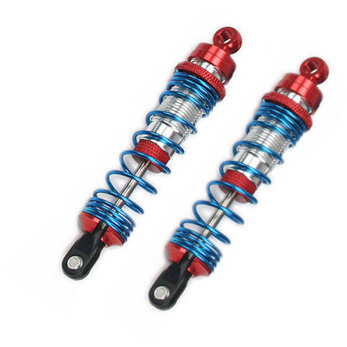Alloy Front Ultra Shocks for Traxxas Slash 2WD, 1:10, Red