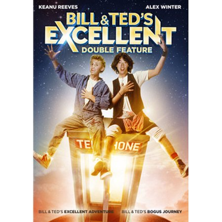 Bill & Ted's Most Excellent Collection (DVD) - Most Recent Halloween Movie