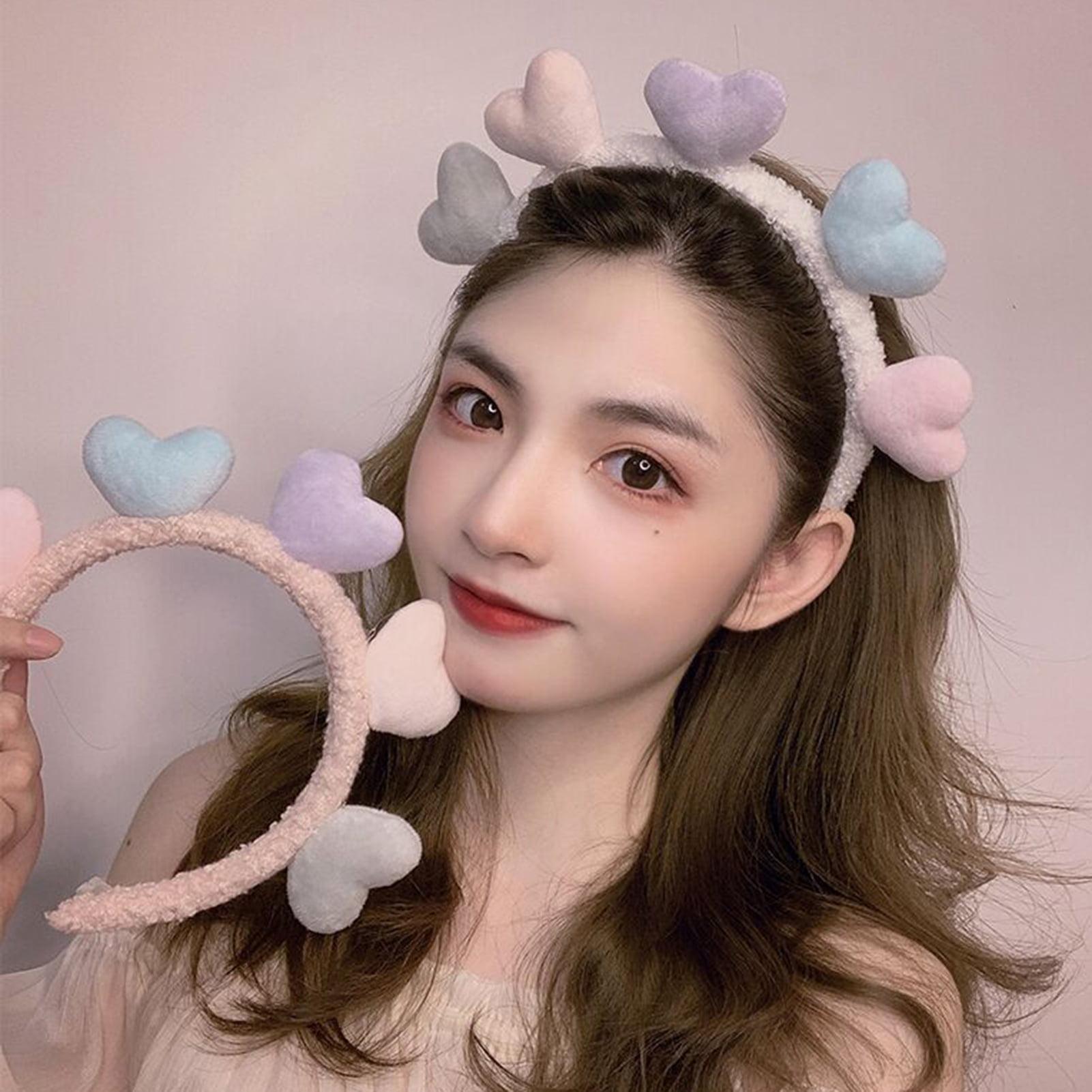 Details about  /Women/'s Cute Hairband Christmas Headband Kids Hair Hoop Band Hair Accessories