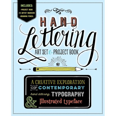 Halloween Hand Projects (Hand Lettering : Art Set & Project)