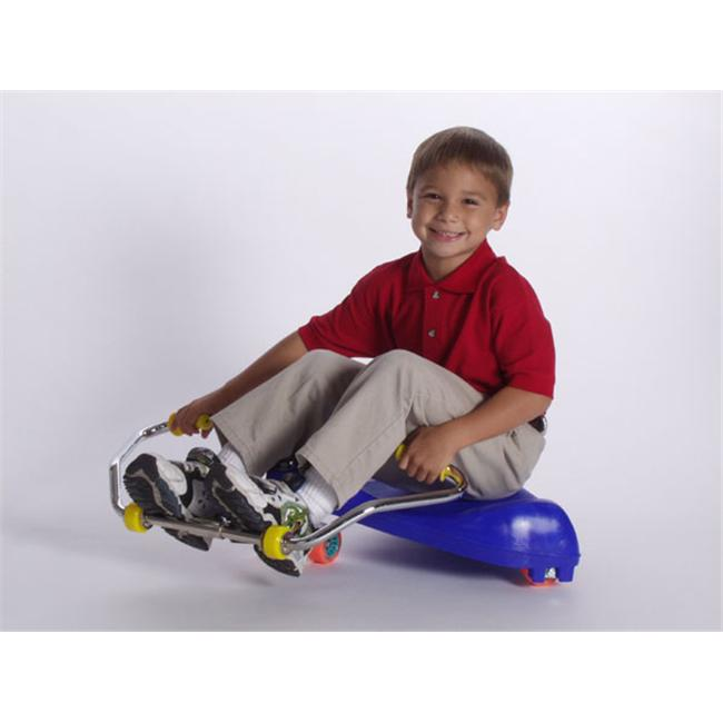 Roller Racer Sport Model R-RS Self-propelled Riding Vehicle  Blue  by Mason Corporation