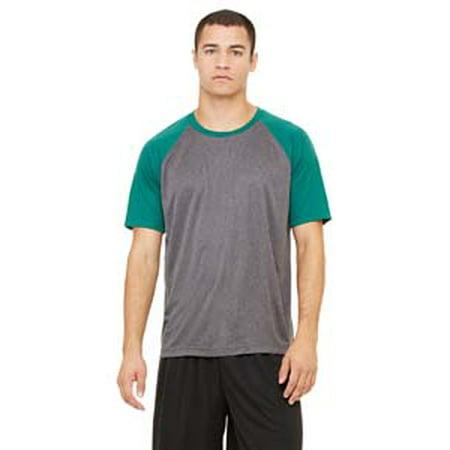 All Sport Unisex Performance Short-Sleeve Raglan T-Shirt - Performance Solid Raglan