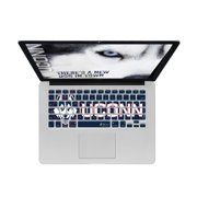 KB Covers University of Connecticut Keyboard Cover for MacBook/Air 13/Pro (2008+)/Retina & Wireless (UCONN1-M-EDU)