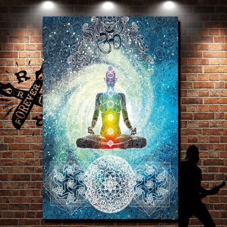 Deal of the Day - Moaere Indian Ethnic Hippie Mandala Wall Hanging Tapestry with Romantic Pictures Art Nature Home Decorations for Living Room Bedroom Deal of the day