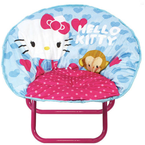 Hello Kitty Mini Saucer Chair