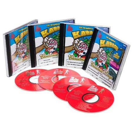 Karaoke: Christmas Songs 1-4, By Various Artists Artist Format Audio CD ()