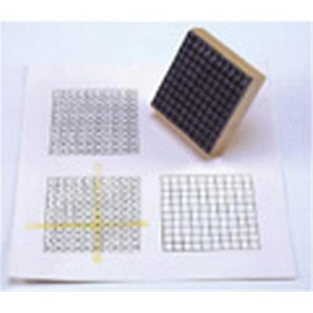 CENTRE ENTREPRISES CE-926 STAMP 100 BLOC GRID-3-3/4 X 3-3/4 - image 2 de 2