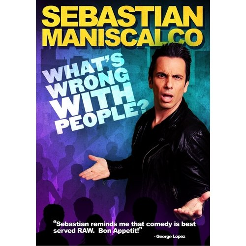 Sebastian Maniscalco: What's Wrong With People? (Widescreen)