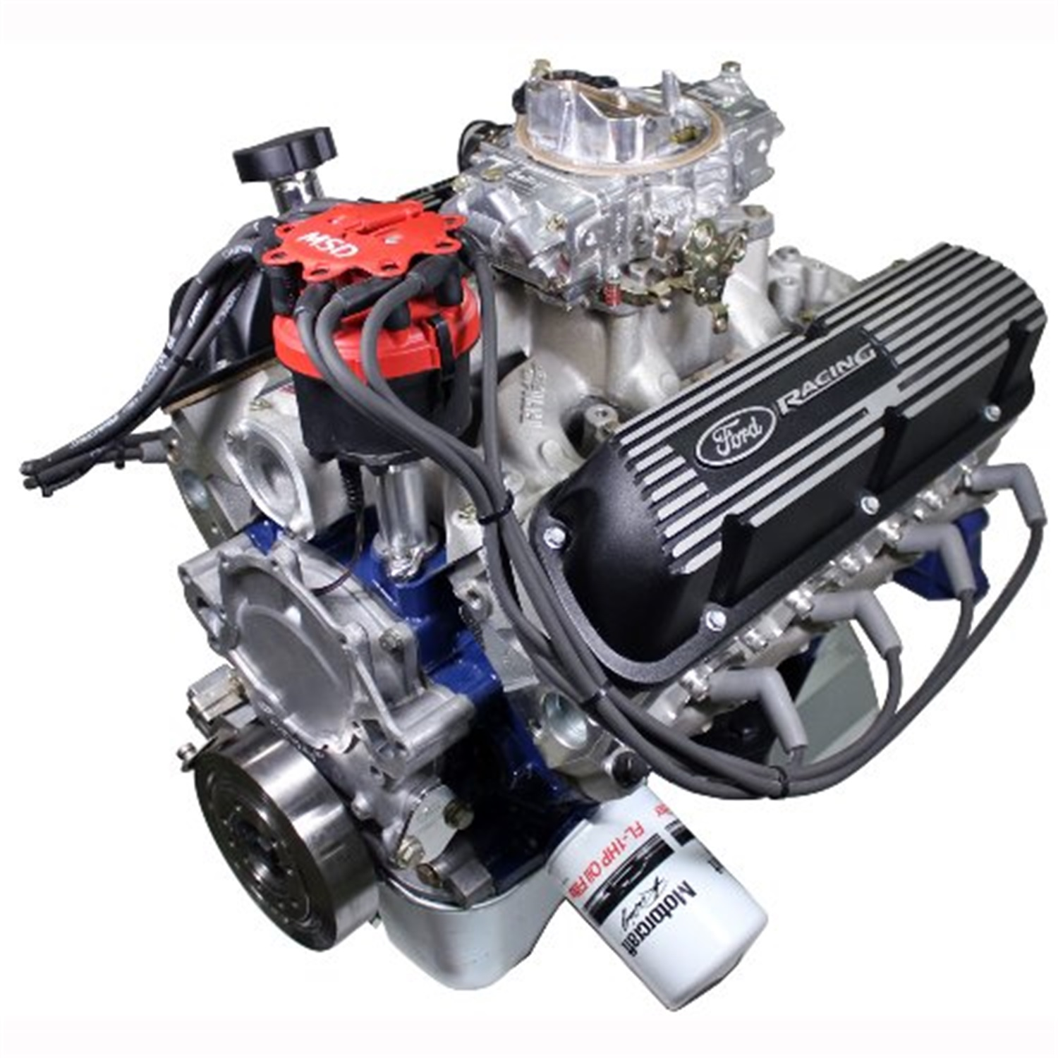 Ford Performance Parts M 6007 X347df Engine Complete Assembly