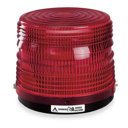 Federal Signal Strobe Lights (Strobe Light, Red, Flash Tube, 24VDC FEDERAL SIGNAL)