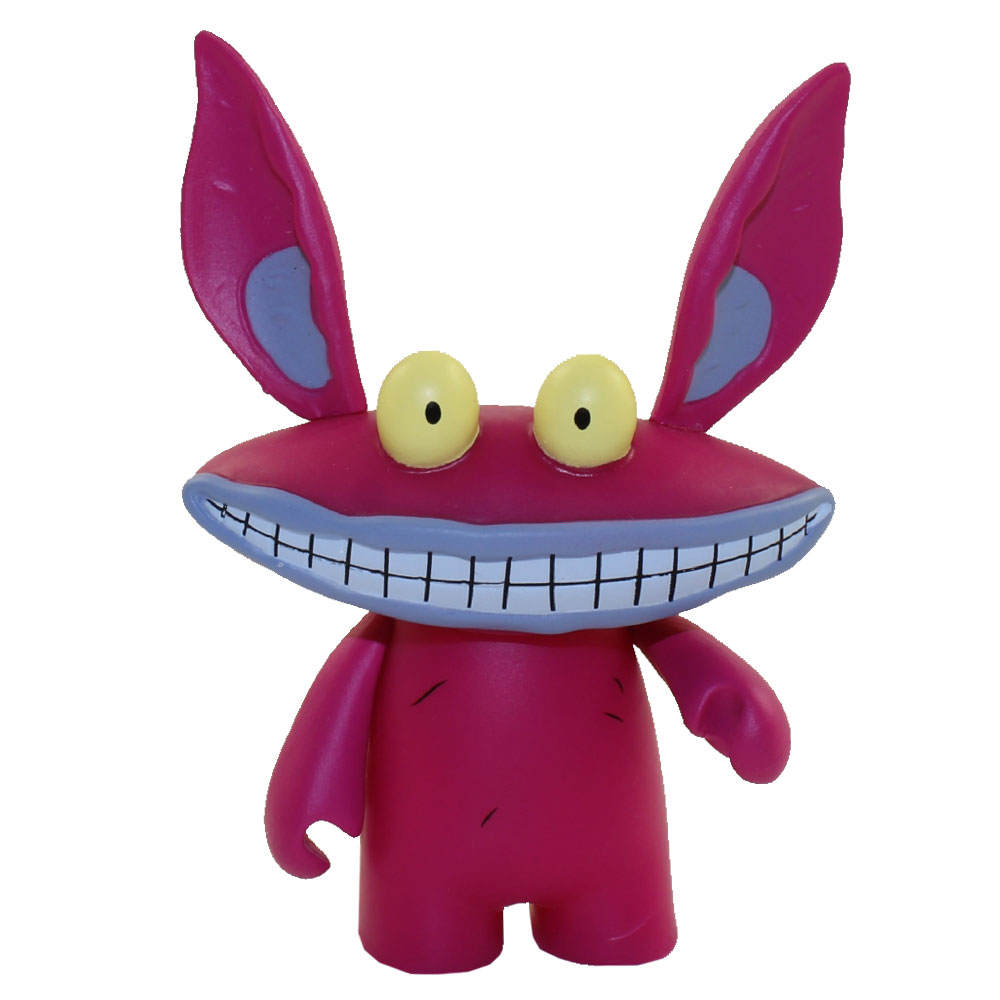 Ickis Kidrobot Nickelodeon 90s Cartoon Series 3-Inch Vinyl Mini-Figure