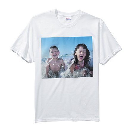 Photo T-Shirt, Adult Medium