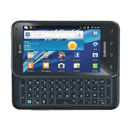 at t samsung captivate glide 4g price with new 2 year contract rh walmart com Samsung Captivate Glide Tutorial Samsung Captivate Glide Battery Specs