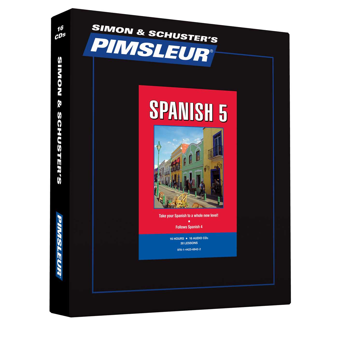 Pimsleur Spanish Level 5 CD : Learn to Speak and Understand Latin American Spanish with Pimsleur Language Programs