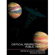 Critical Perspectives in Public Health - eBook