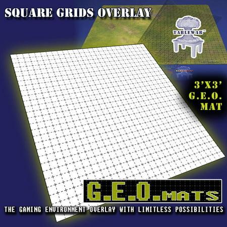 3' x 3' GEO Mat - 1