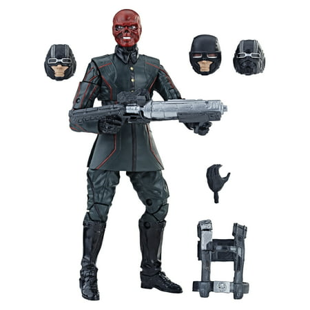 Marvel Studios: The First Ten Years Captain America The First Avenger Marvel Legends Red Skull 6