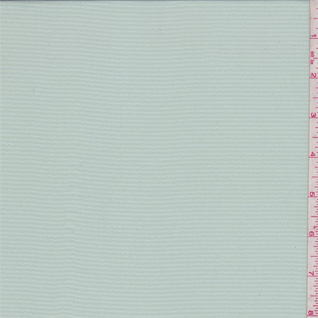 - Seafoam Satin Stripe Chiffon, Fabric By the Yard