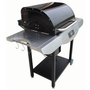 Grill Pro with SS Trim and Cabinet