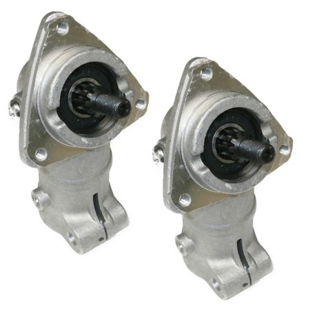 Ryobi String Trimmer OEM Replacement Gear Case Assemblies # 308210008-2PK ()