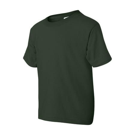 Gildan - DryBlend Youth Short Sleeve T-Shirt - 8000B ()