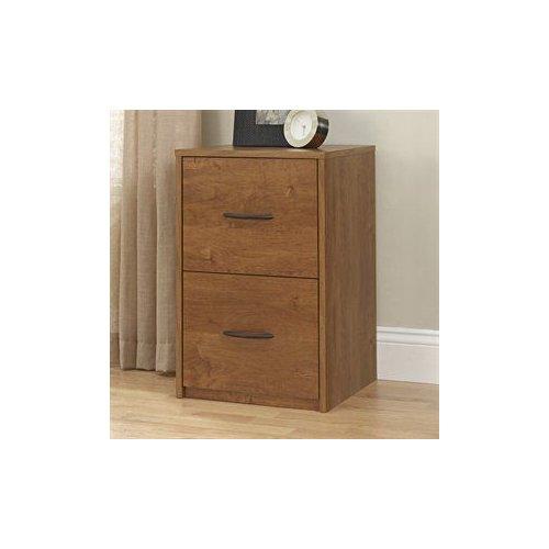Ameriwood 9524 2 Drawer File Cabinet