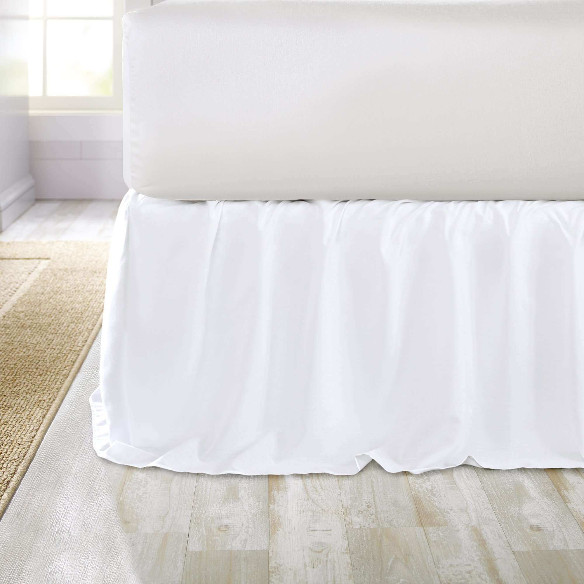 a3677ad3f Extra Long Bed Skirt Walmart
