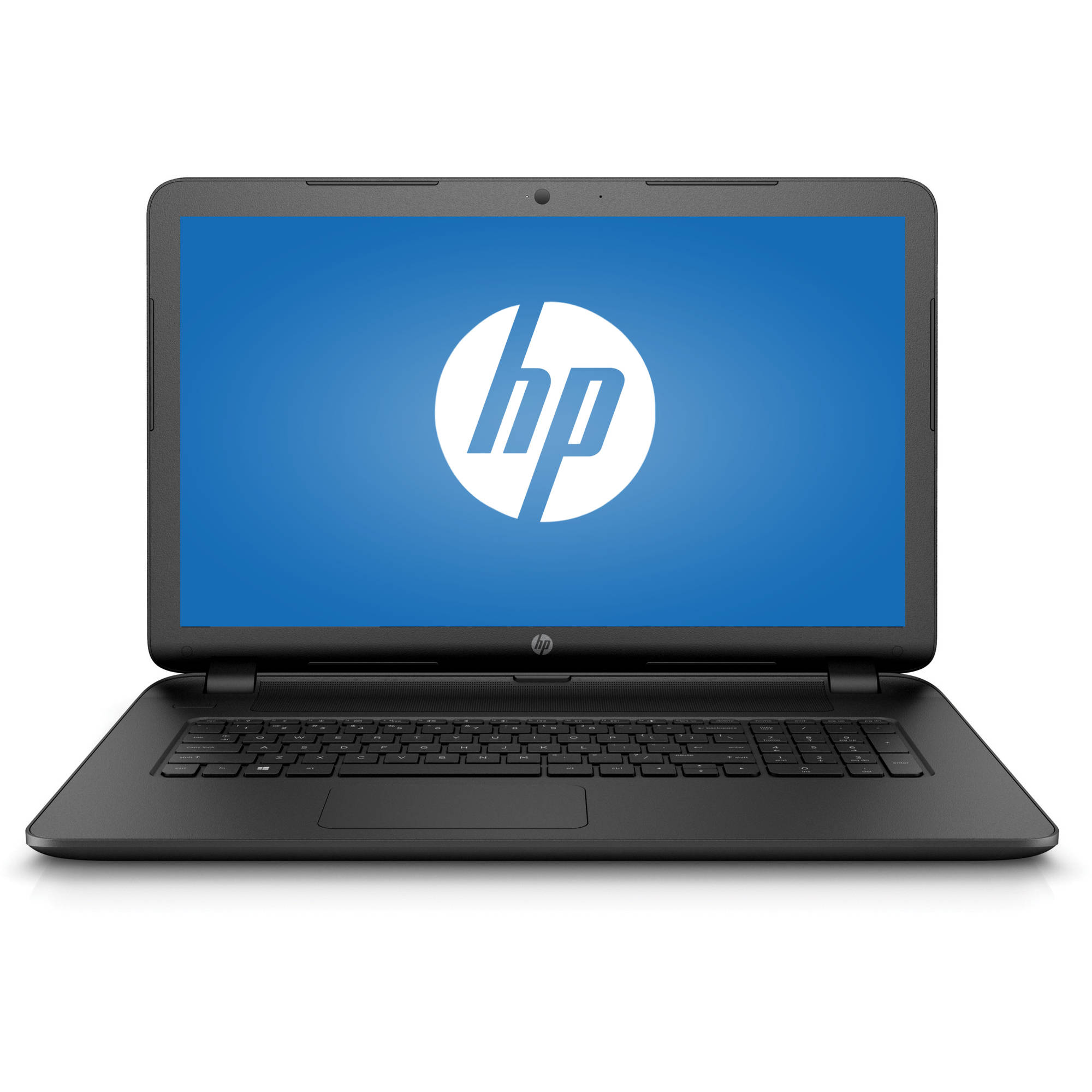 "HP Black 17.3"" 17-p120wm Laptop PC with AMD A8-7050 Dual-Core Processor, 4GB Memory, 750GB Hard Drive and Windows 10 Home"
