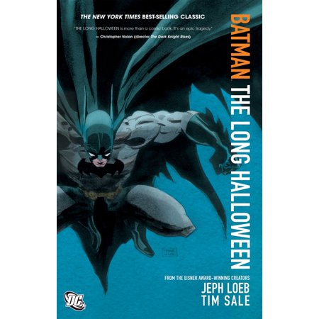 Batman: The Long Halloween - Batman The Long Halloween Jeph Loeb