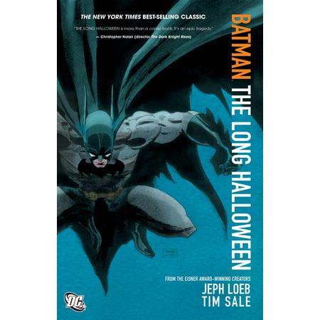Batman: The Long Halloween - Halloween Comics Pdf