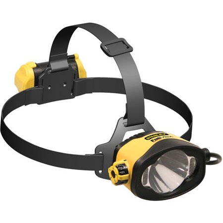 Stanley® Fatmax® Waterproof LED Headlamp Carded Pack