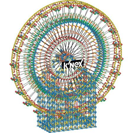 K'NEX Thrill Rides 6-Foot Ferris Wheel Build Knex Ferris Wheel