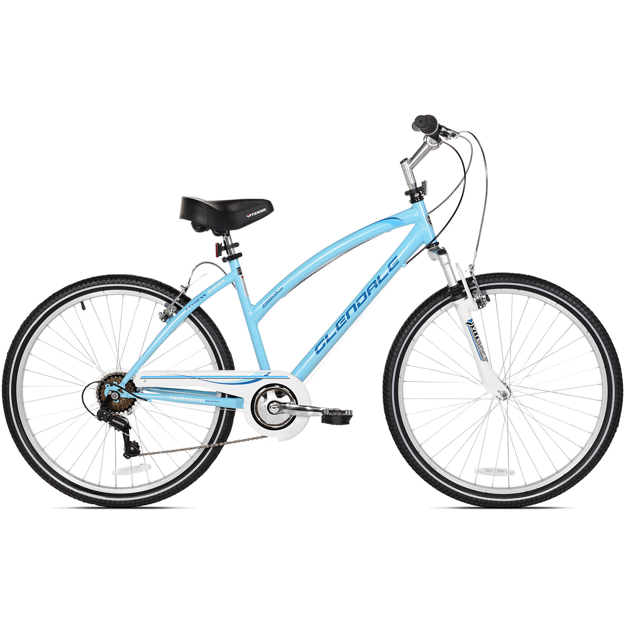 "26"" Women's Kent Glendale Bike, Blue by Kent International Inc"