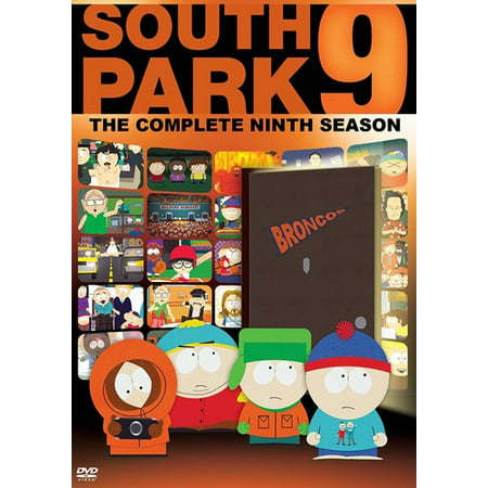 South Park: The Complete Ninth Season (DVD) - South Park Halloween Wallpaper