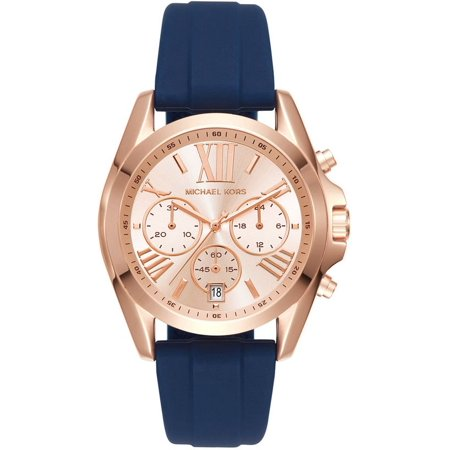 580c3a1a0242 Bradshaw Blue Michael Kors Watch - Collections Blue Images