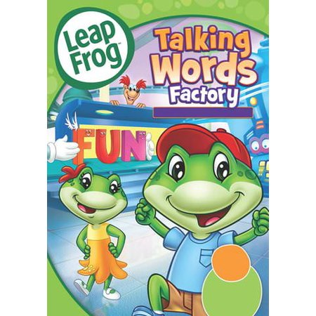 LeapFrog: Talking Words Factory (Vudu Digital Video on Demand)