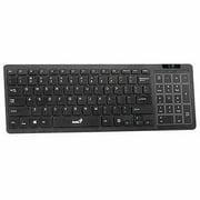 Genius Wireless Multi-Touch Pad Keyboard