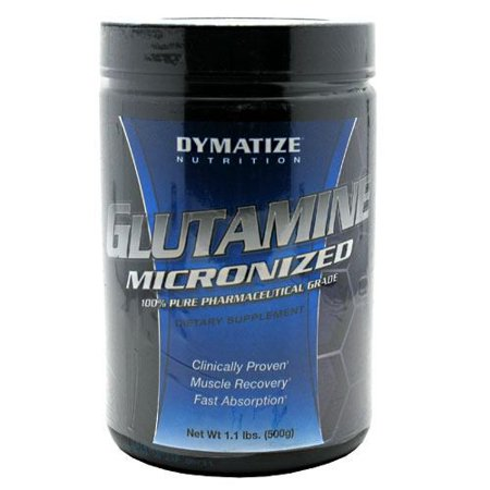 Dymatize Nutrition Glutamine Micronized, 111 Servings